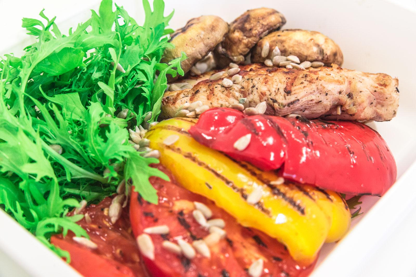Diety wegetariańskie bez ryb od 1000 kcal do 2500 kcal